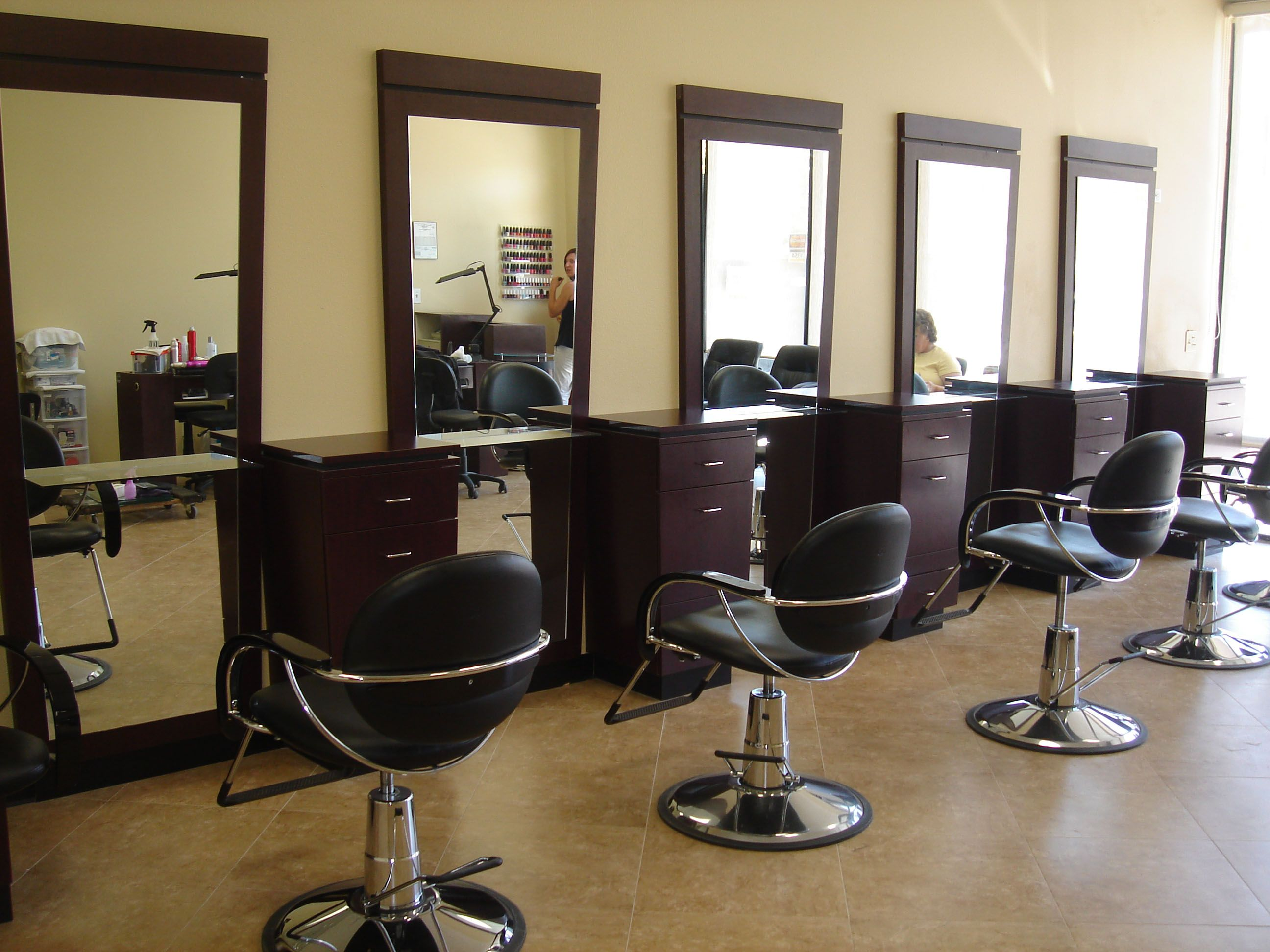Marvelous Hair Salon Furniture Cheap #1: 1000+ Images About Salon Furniture Ideas On Pinterest   Waiting Area, Home Hair Salons And Salon Equipment
