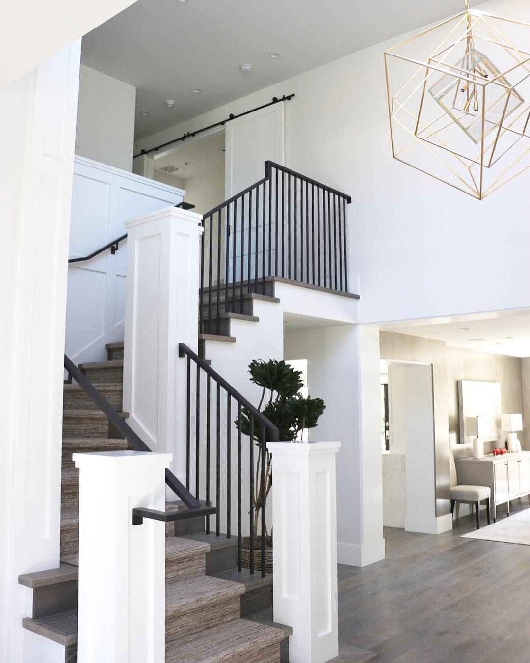 "Brooke Wagner Design On Instagram: ""Major Entryway Envy! #interiordesign #interiors123"