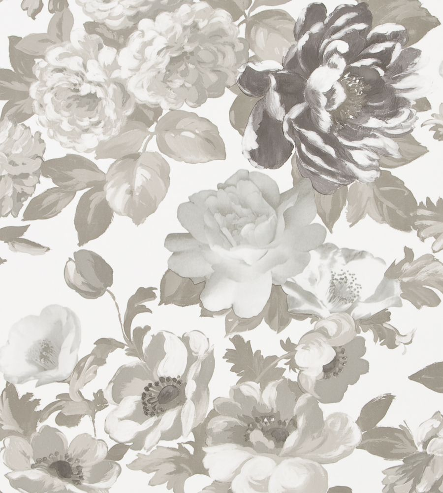 Roseus Wallpaper By Designers Guild