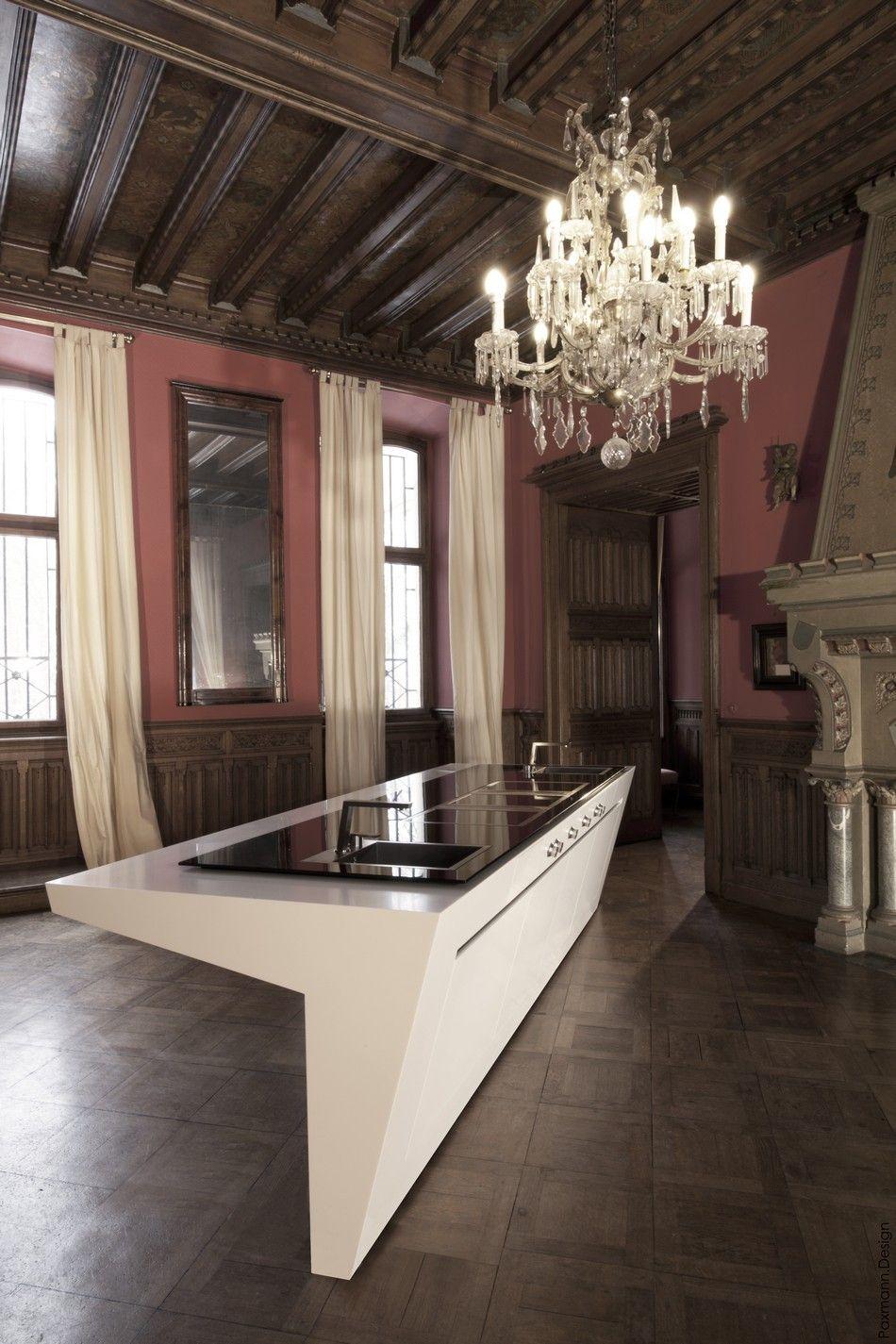 Hi Macs Kitchen Paxmann 3B 12 Exquisite Kitchen Designs Gorgeous Kitchen Design Innovations Decorating Design