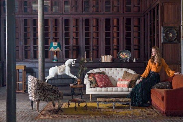 Uma releitura rústica na decoração. Ambientes campestres com uma pincelada atual