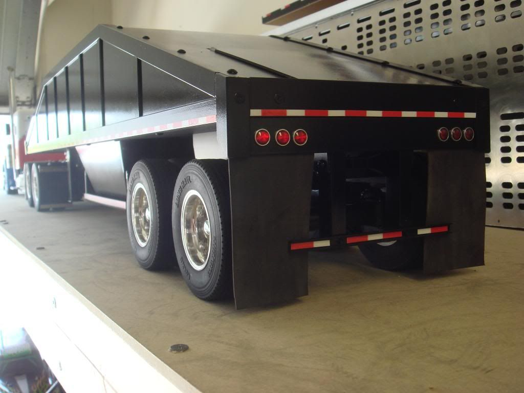 Rc semi trucks and trailers for sale dump trailers rc truck