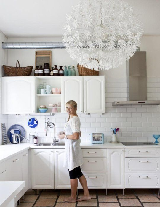 Superieur Oversized Kitchen Lighting Under $100? The MASKROS Pendant Light From IKEA
