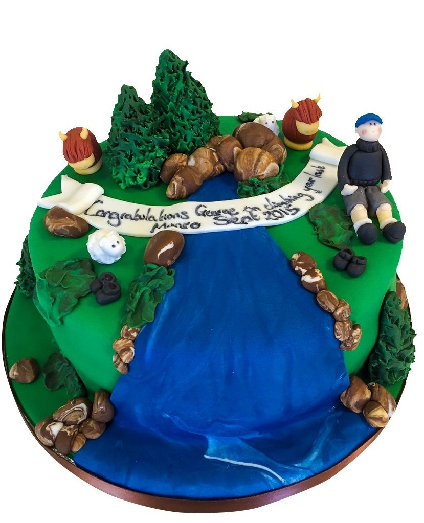 Hiking Cake 69 Buy Online Free Uk Delivery Baking