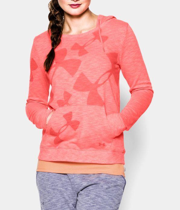 faff462088 Women's UA Kaleidelogo Pullover Hoodie | Under Armour US | Shirts 1 ...