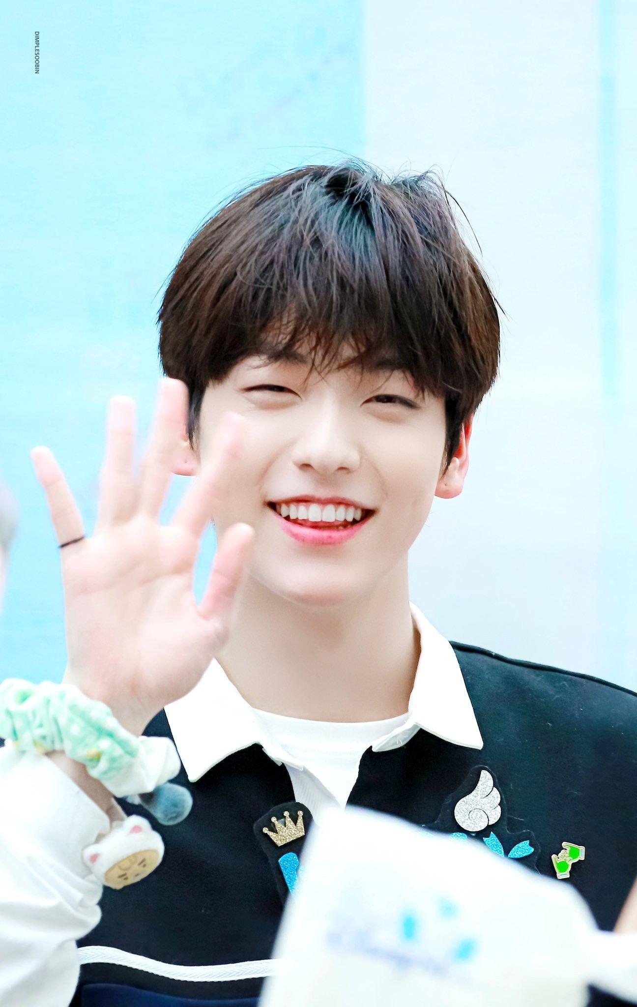 soobin with a sweet smile   Txt, Boy groups, South korean boy band