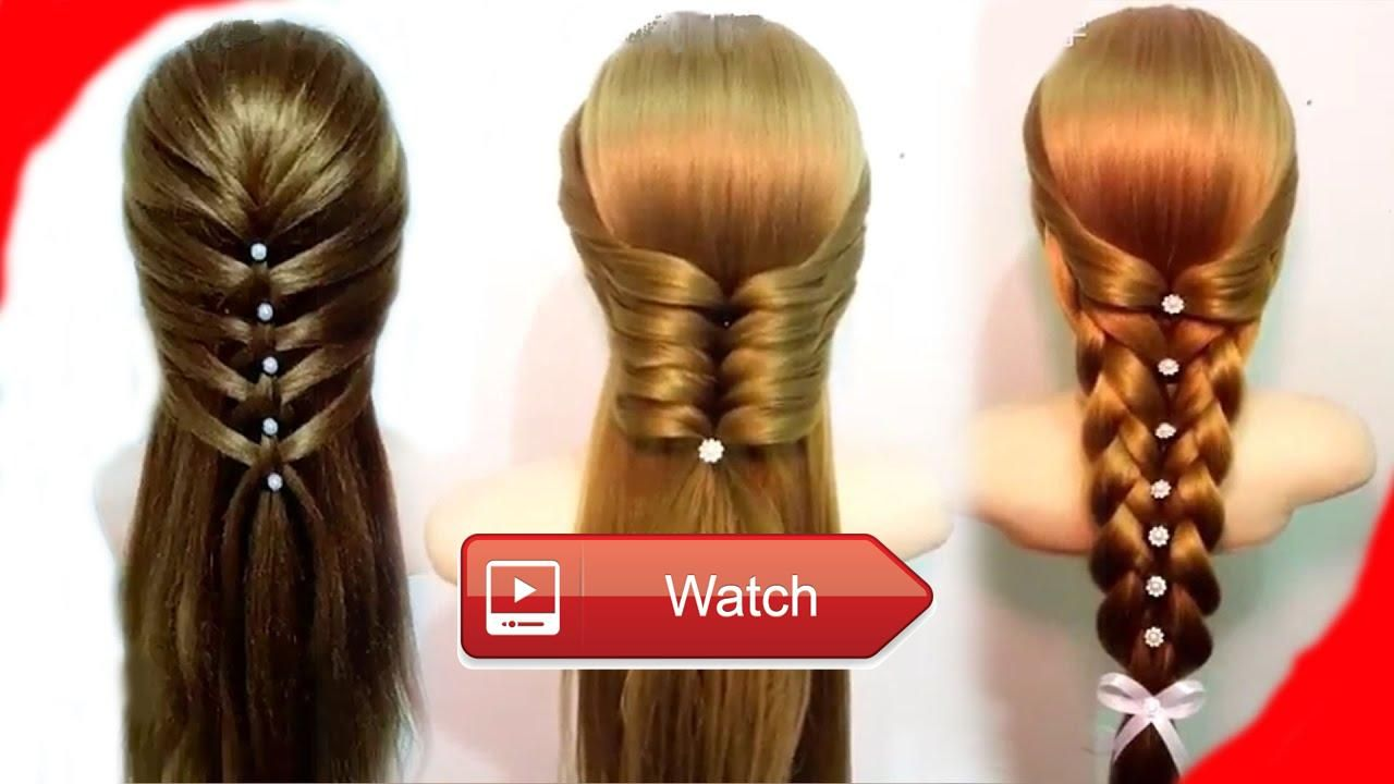 Easy hairstyles for long hair best hairstyles for girls