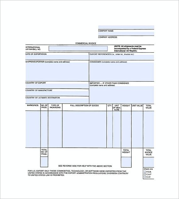 General Invoice Templates Free  Generic Invoice Template  Choose