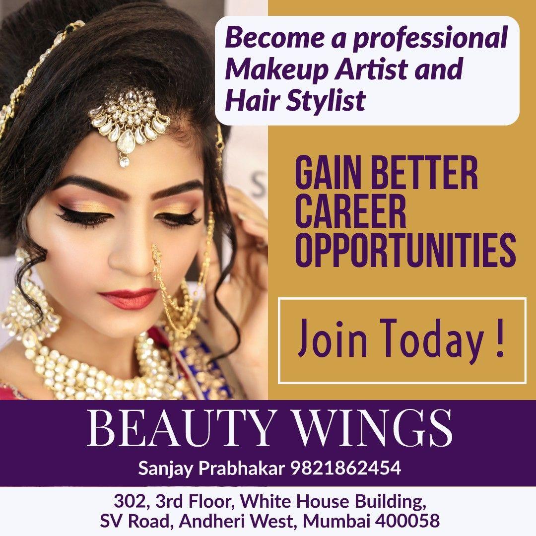 professional makeup courses classes academy in Mumbai