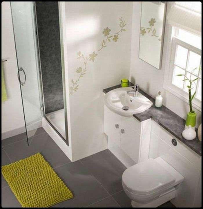 Arredare un bagno piccolo - Idee arredi pe bagno piccolo