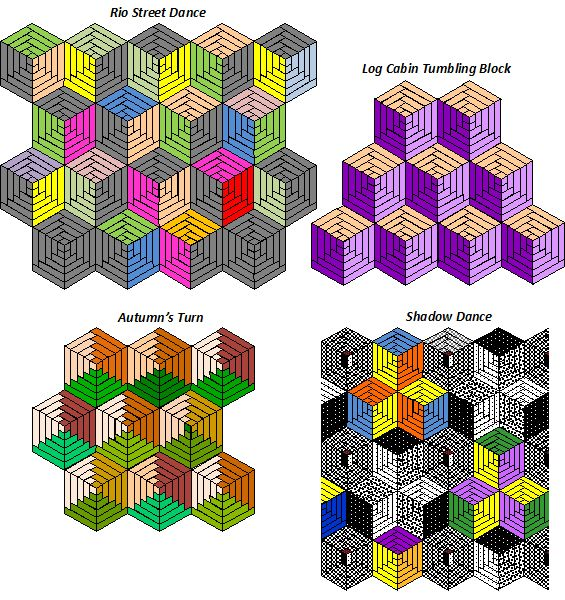 Free Big Block Quilt Patterns | FREE PATCHWORK BLOCK PATTERNS « Free Patterns