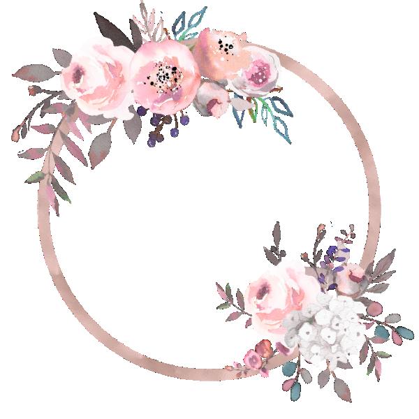 Blush Rose Gold Framed Watercolor Wedding Favor Classic Round Sticker Zazzle Com In 2021 Rose Gold Frame Floral Cards Design Gold Circle Frames