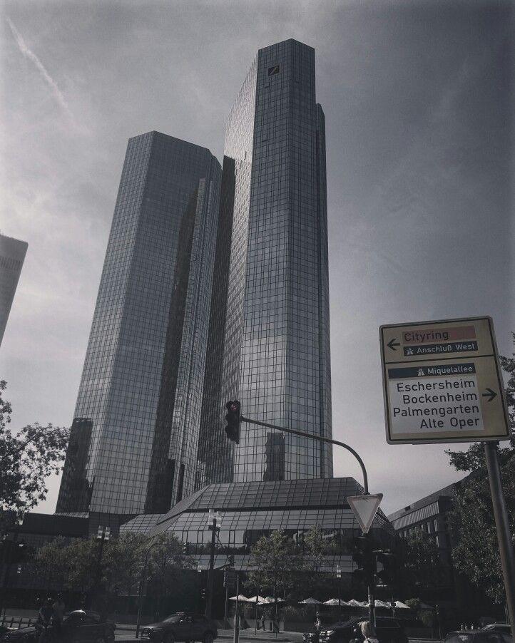 Deutsche Bank Soll & Haben Frankfurt Frankfurt, Deutsche