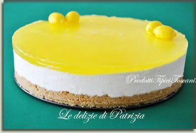 Cheesecake al limone  <3