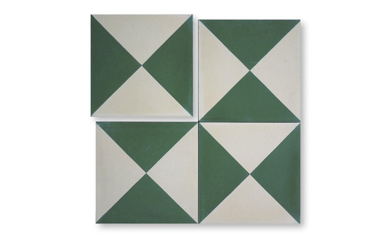 Carrelage Catalona Mosaic Veritable Carreaux De Ciment Decor Vert Dim 20 X 20 Cm Carrelage Carreaux Ciment Decoration Verte Carrelage Carreaux De Ciment