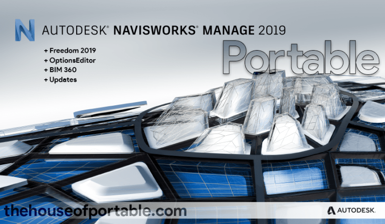 Autodesk Navisworks Manage 2019 Portable Autodesk