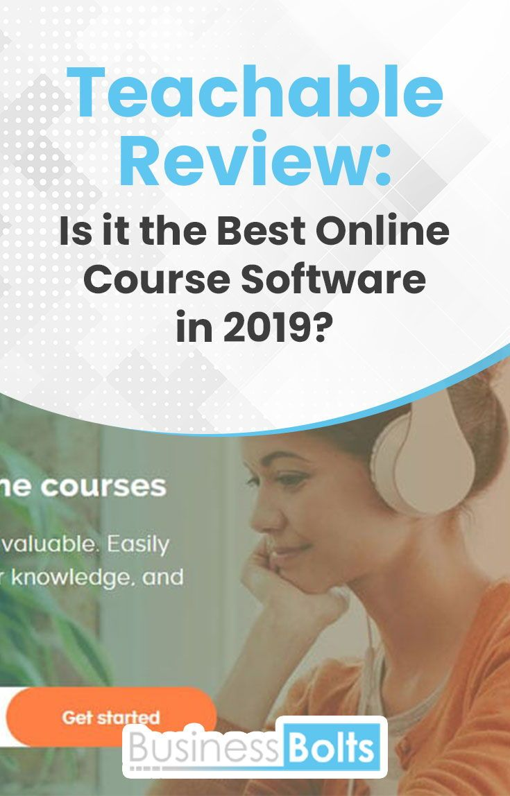 Course Creation Software  1 Year Warranty