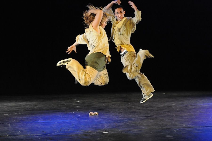 hop+da+basa+stans | Syndicate Danceproject mit Thierry Martinvalet (Nasty)