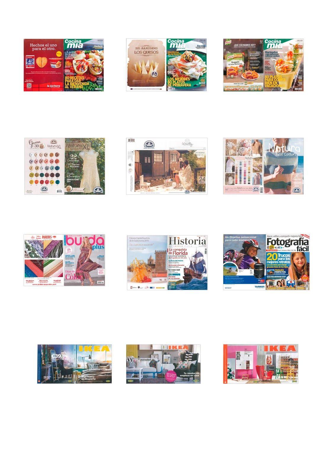 Todo sobre mi barbie imprimible revistas miniaturas for Todo sobre muebles