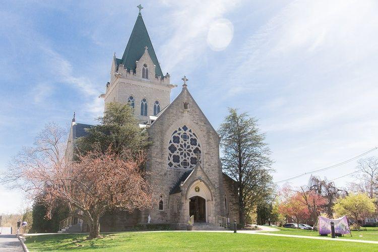 Saint Vincent Martyr Church in Madison NJ