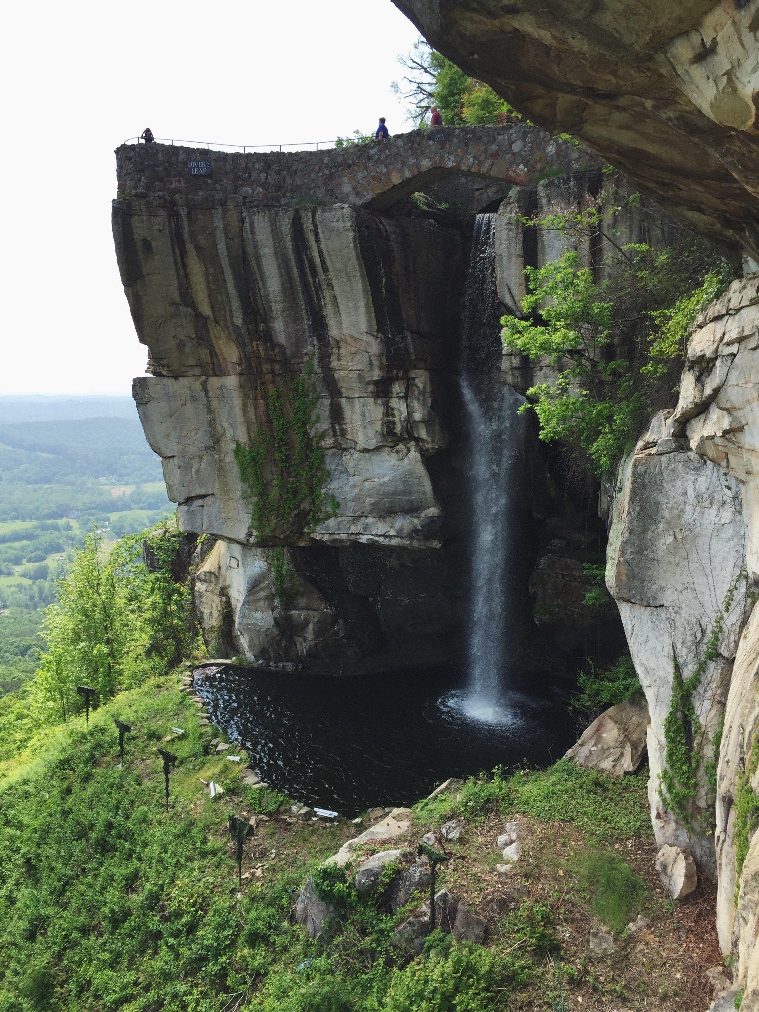 See Rock City Gardens A Labyrinth Through A Rocky Wonderland Rock City Chattanooga City Garden Outdoors Adventure