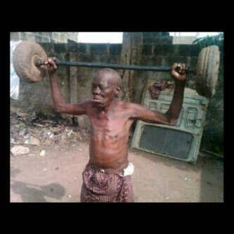 Funny People Zulu Bodybuild Champion Jackpot Tryna Impress The La S Bodybuilding Impress Woman Joke Funny Fun Best Most Awesome Humor