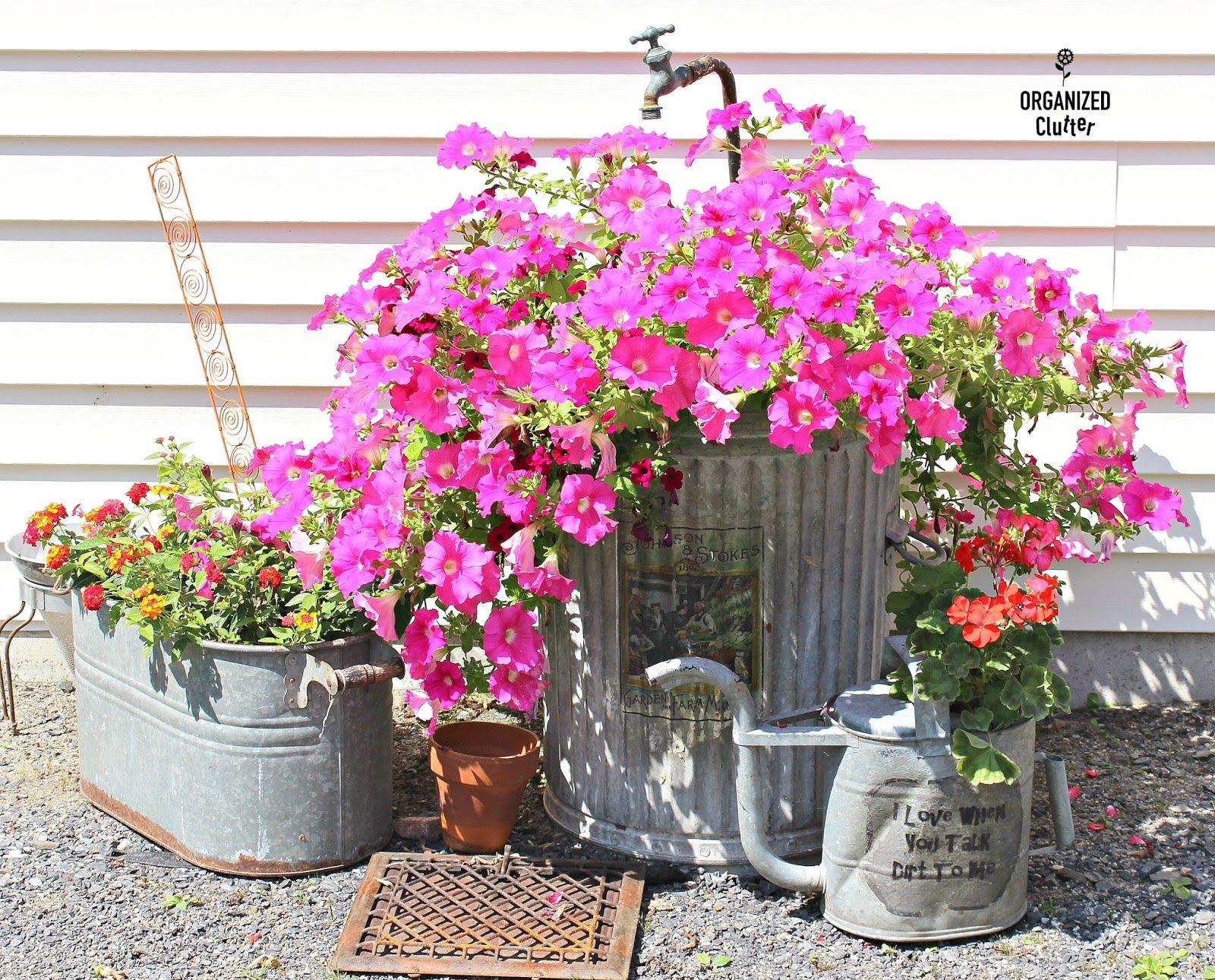 Yard of flowers 2017 garden tour deko pinterest deko - Feldmann gartenbau ...