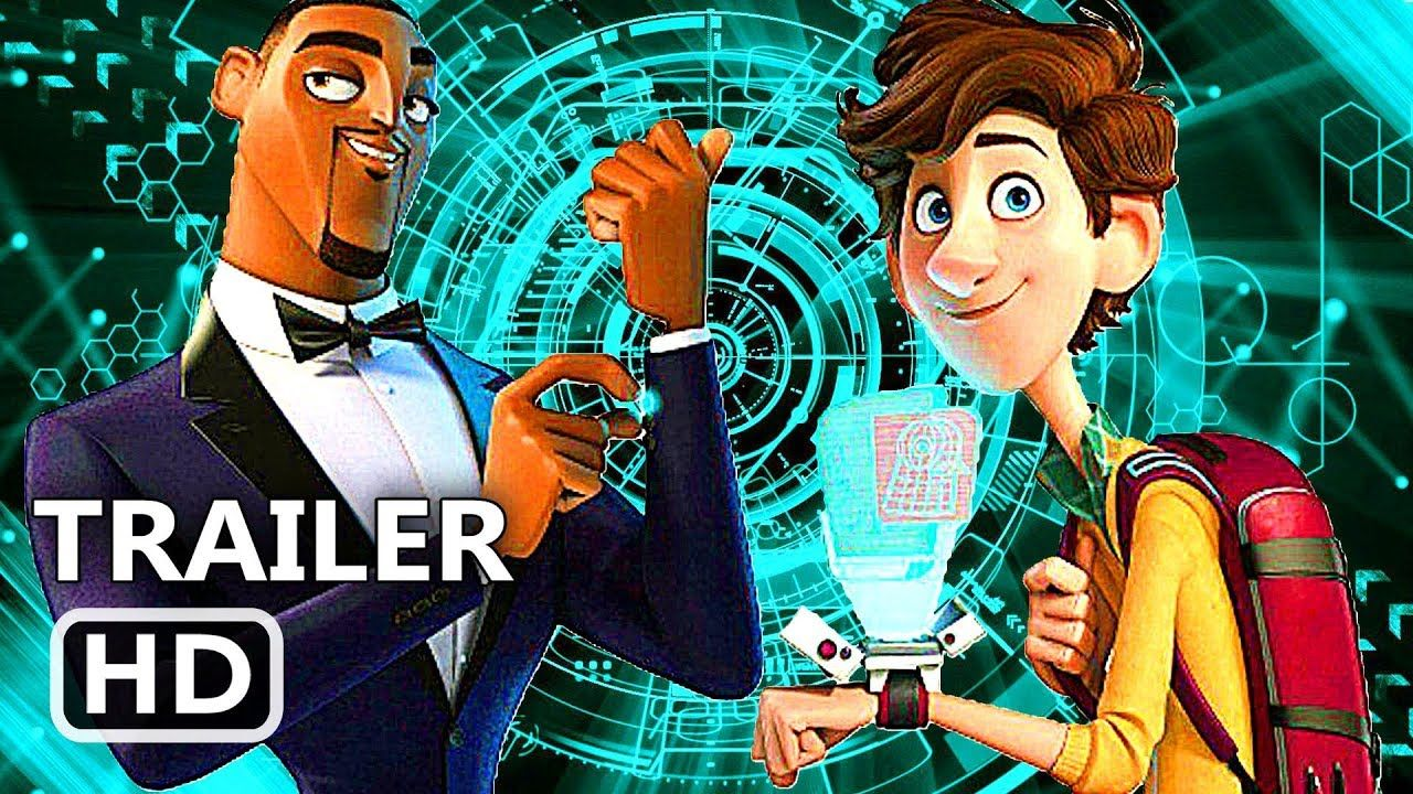 SPIES IN DISGUISE Official Trailer (2019) Will Smith