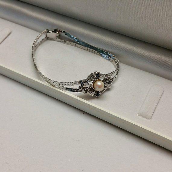Armschmuck Saphirarmband Silberarmband Armband Mit Saphir Saphire Aus 835 Silber