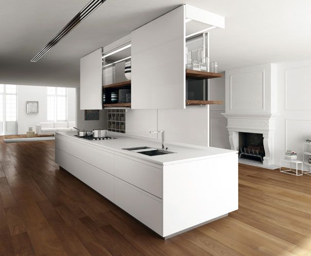 Pin by Celine Lou on Idée cuisine Pinterest Modern kitchen