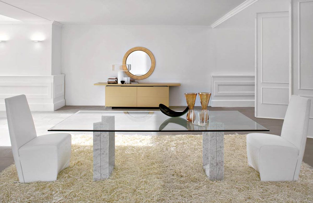 Funky Dining Room Table And Chairs Modern Dining Table Designcattelan Italia  Ideas  Pinterest