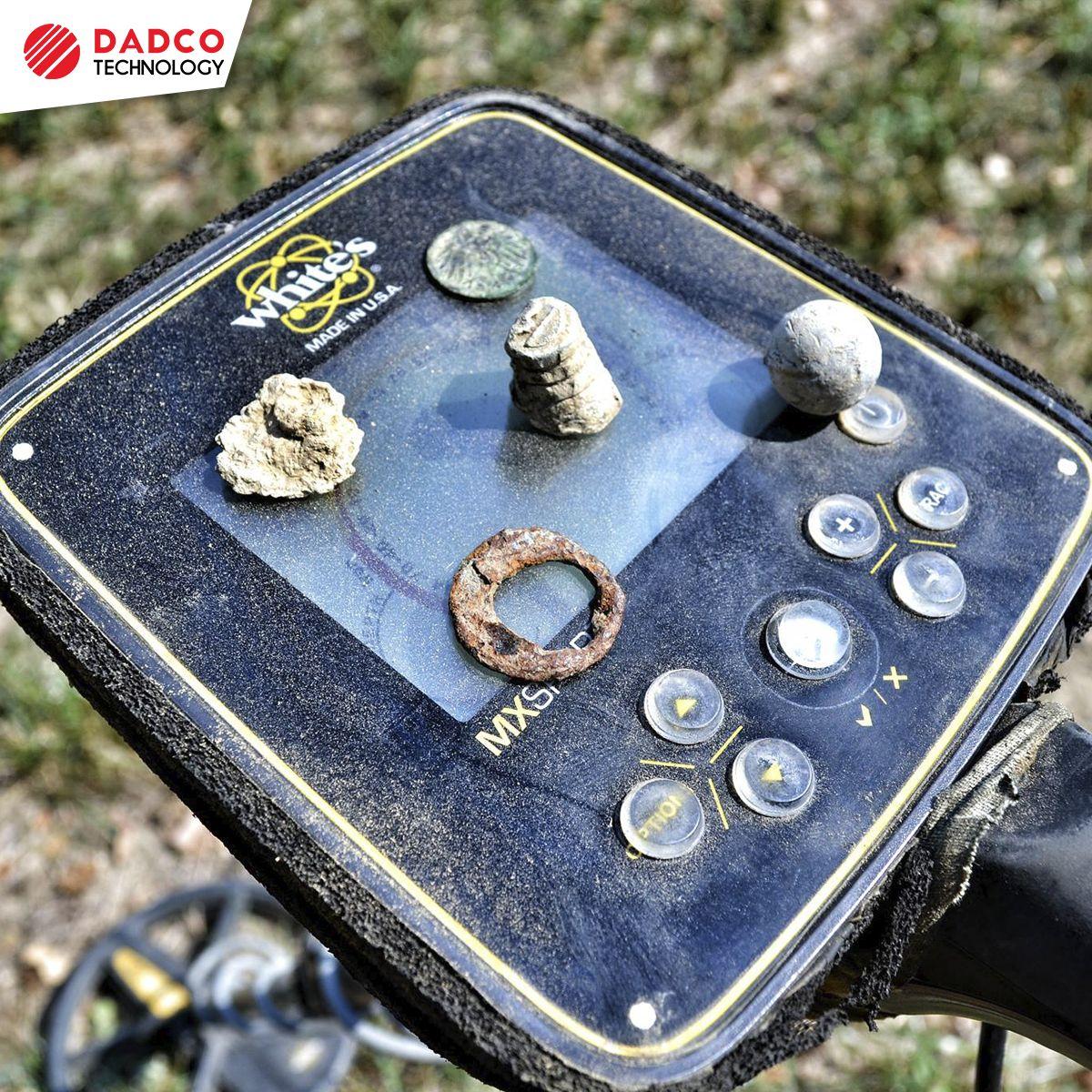Detector de Metales para Ubicar Monedas Oro Plata Tesoros Metales y Mas