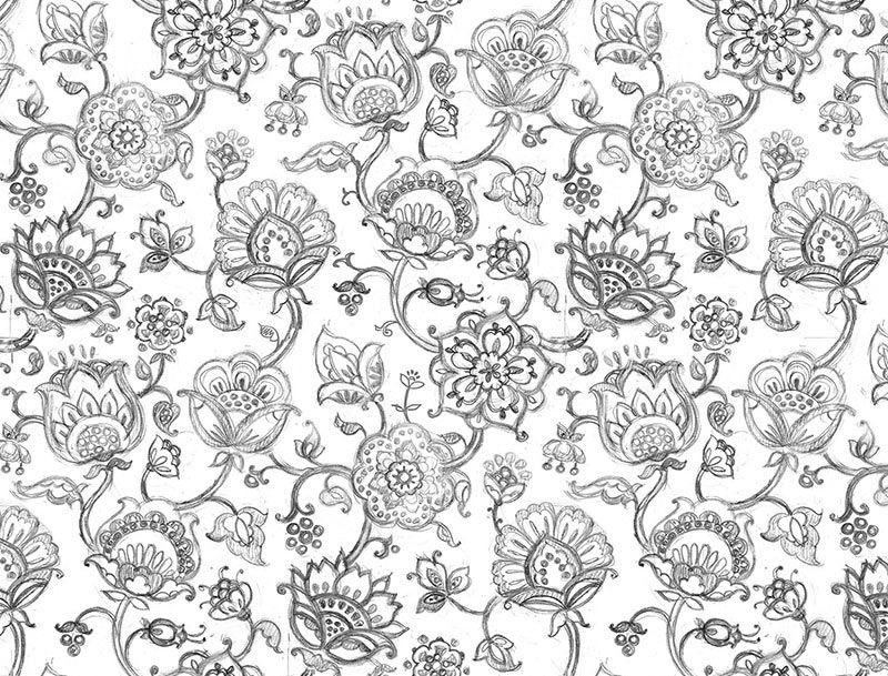 Image result for norwegian rosemaling coloring pages ...