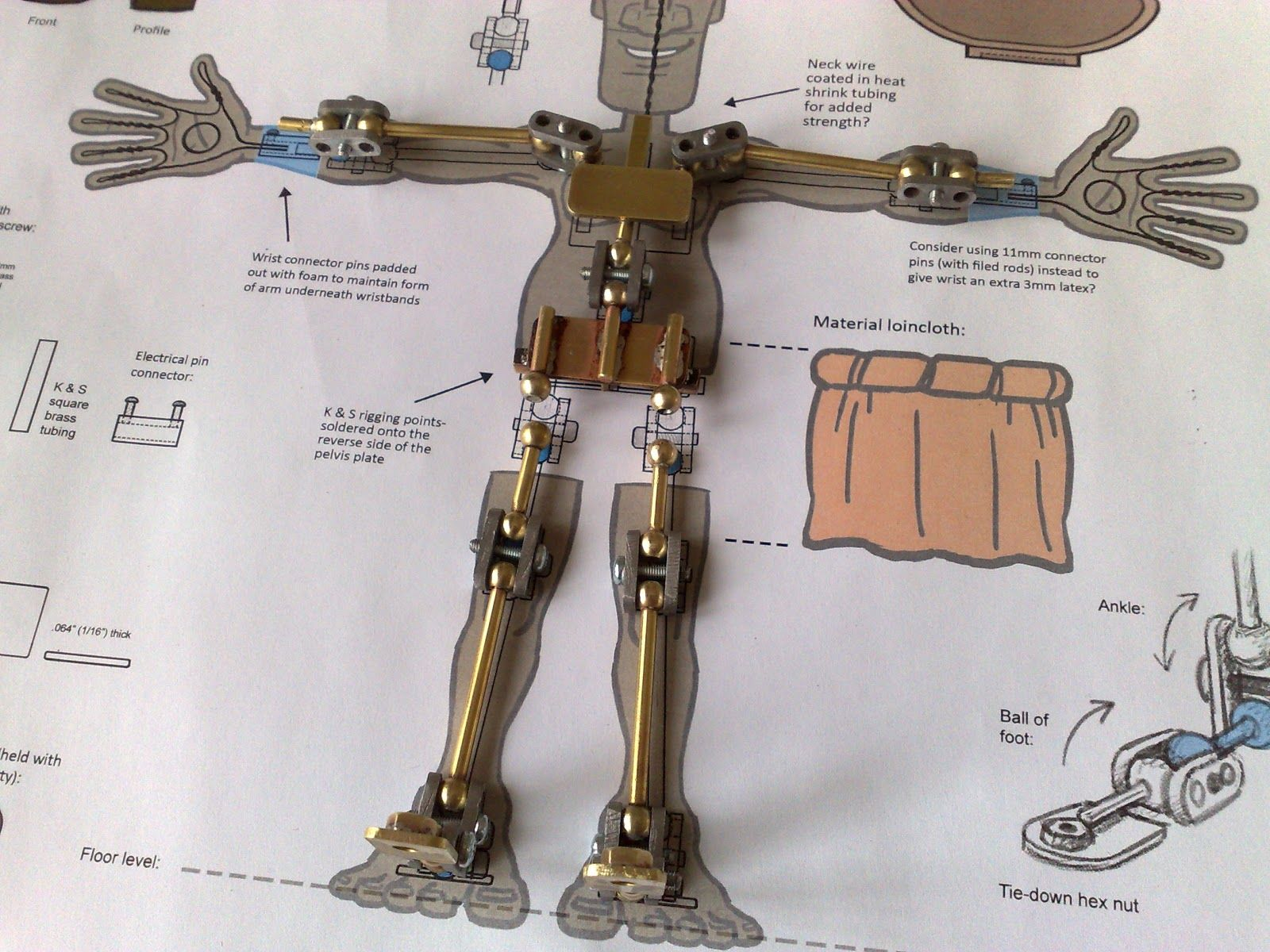 Oh Well character Armature - by Michael Price | Мультики | Pinterest ...