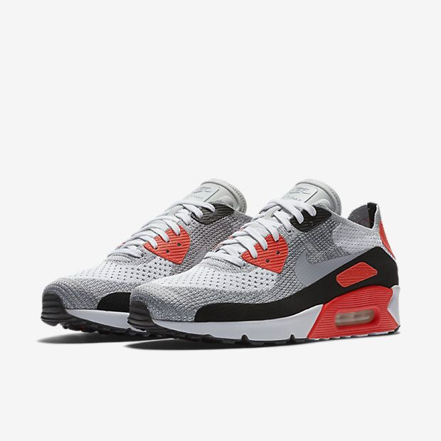 air max 90 flyknit homme