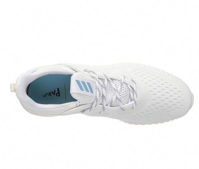 cheap for discount 1c55e b39a8 Adidas Alphabounce Sneakers White Size 8-mens Size 6.5 (Limited Edition  Parley)  fashion  clothing  shoes  accessories  womensshoes  athleticshoes  (ebay ...