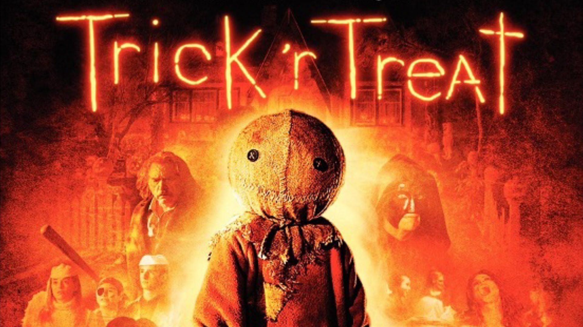 Trick R Treat Wallpapers And Images Wallpapers Pictures Photos