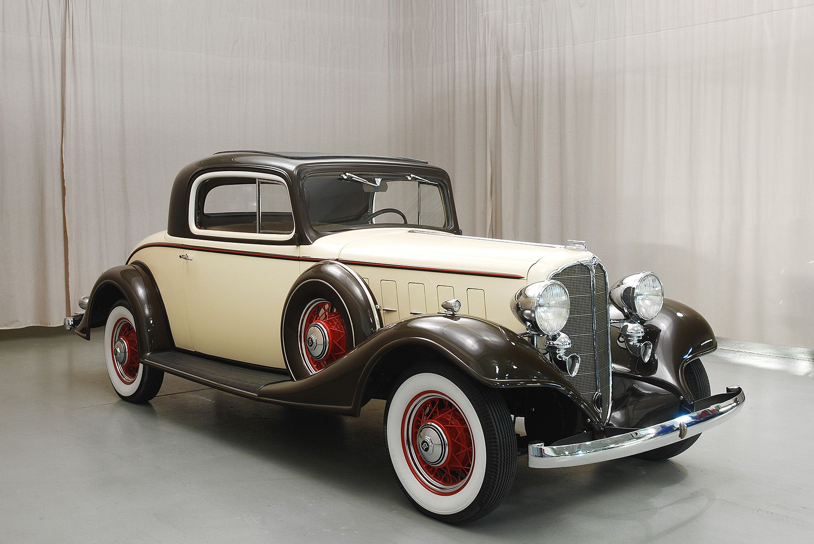 1933 Buick Series 60 Sport Coupe - (Buick Motor Car Co. Flint ...