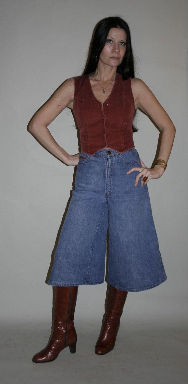 dc10188fb8ef I wore gauchos in the  70s