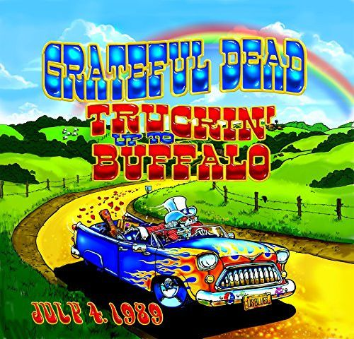 Grateful Dead - Truckin' Up To Buffalo on Numbered Limited Edition 180g Vinyl 5LP Box Set
