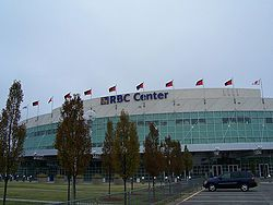 Rbc Center Home Of The Hurricanes Nc State Basketball Basketball Court Layout Chino Hills Basketball