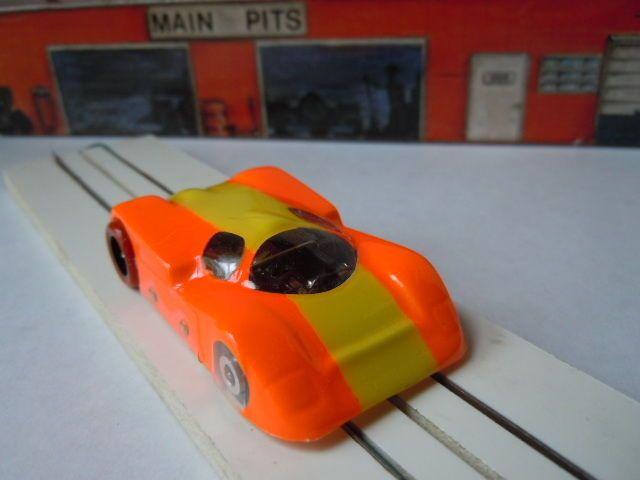 Modified Wizzard Storm Extreme Slot Car Fast 2 8 Ohm Armature