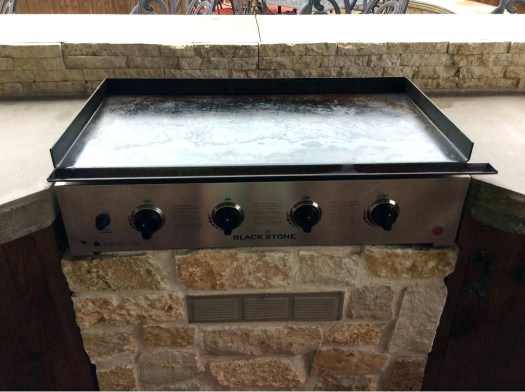 Outdoor Built In Griddle Outdoor Kitchen Outdoor Kitchen Appliances Outdoor Kitchen Design