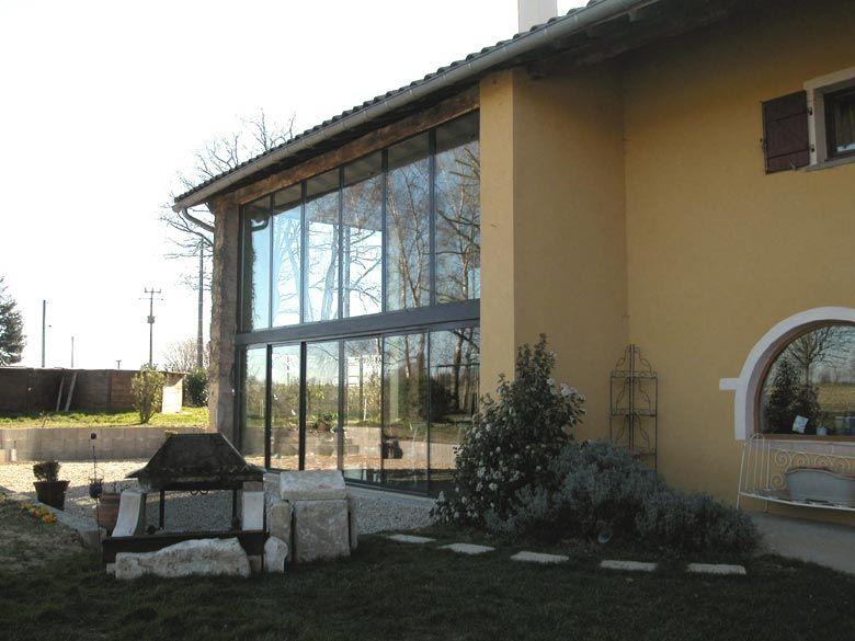 Maison bois  extension du0027une maison de ville de 45 m2 Extensions