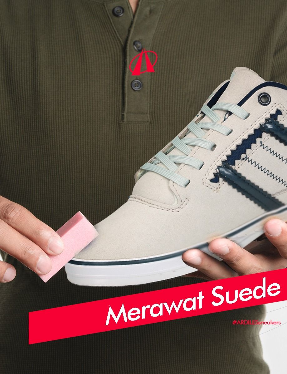 Ardiles Sneakers Lovers Siapa Di Sini Yang Punya Sepatu Bahan