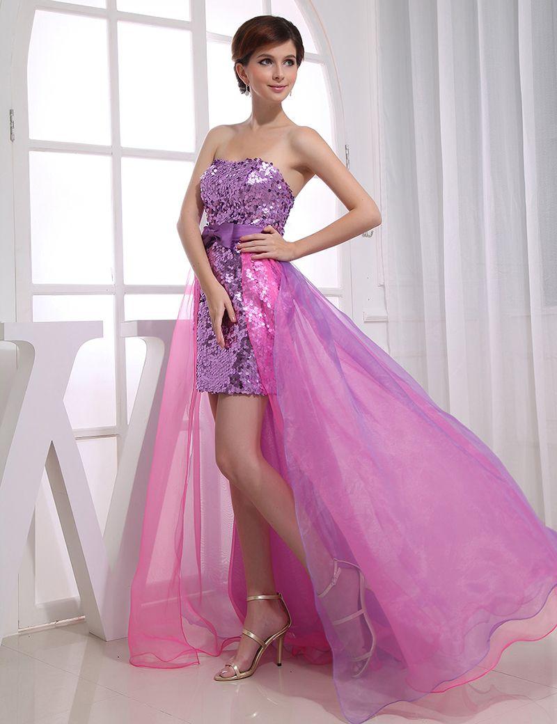 Find more evening dresses information about purple evening dress