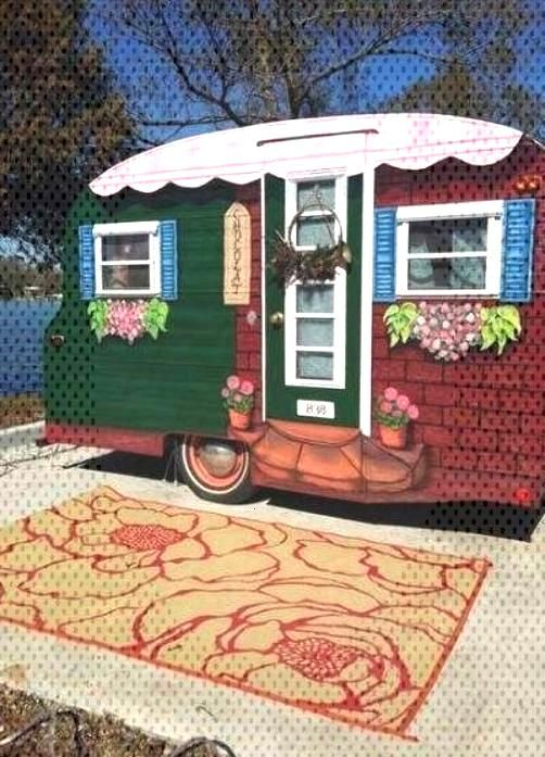 Trendy travel trailer remodel exterior vintage campers 24+ ideas