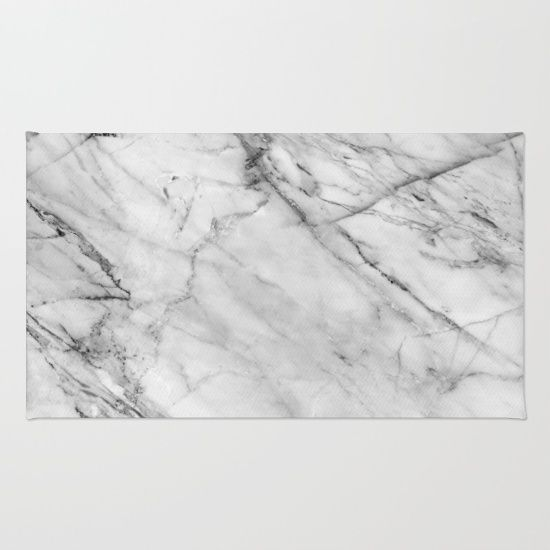 Carrara marble stone background Affordable rugs