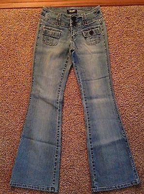 79a5d52880d Angels Jeans Sz 7 Euc