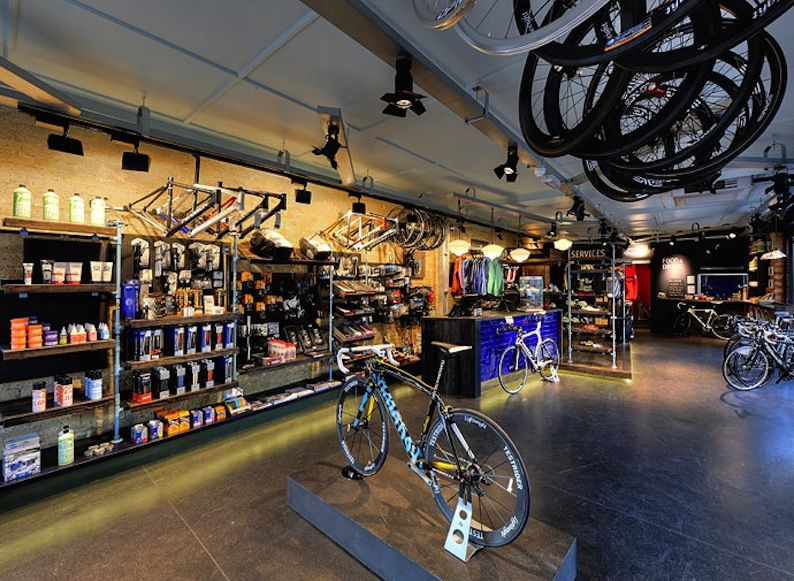 Ten More Of The World S Coolest Bike Shops Bike Shop Bicycle